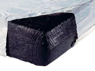Bild-Bitumenblock